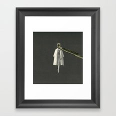 Railwayed Framed Art Print