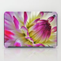 dahlia iPad Cases featuring Dahlia by Astrid Ewing