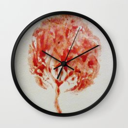 Tree of Life: The Placenta Wall Clock