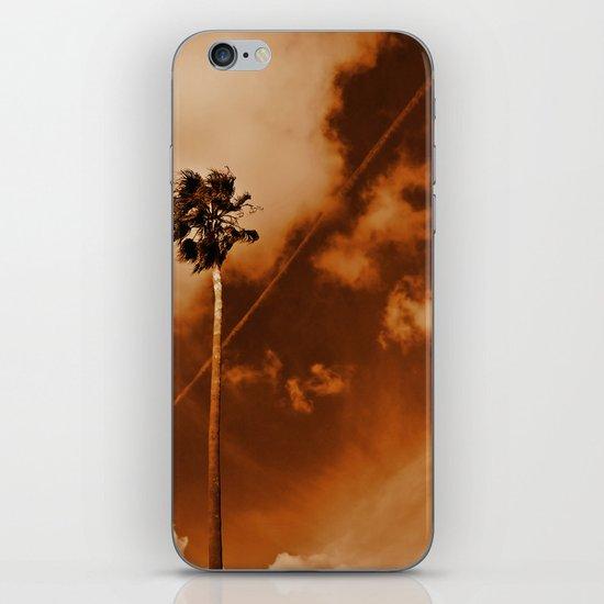 Sky Trail iPhone & iPod Skin