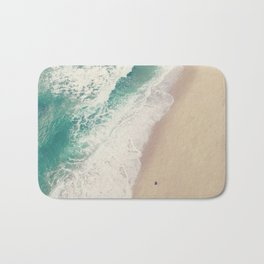 gone fishing Bath Mat