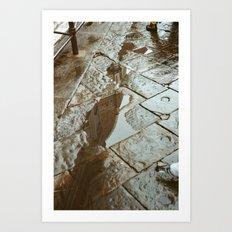 DUOMO VII - AFTER RAIN Art Print