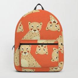 Cheetah, Animal Portrait Backpack