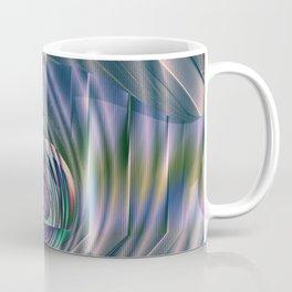 Fractal Teardrop Coffee Mug