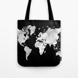 Design 70 world map Tote Bag