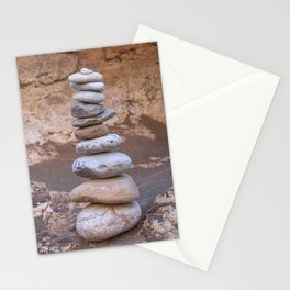 Rock Piles Stationery Cards