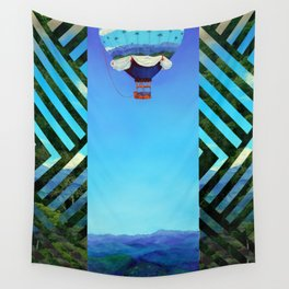Jungle Rescue Wall Tapestry