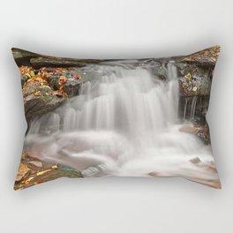 Ozone Falls Rectangular Pillow