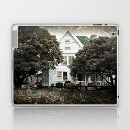 Haunted Hauntings Series - House Number 3 Laptop & iPad Skin