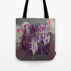 EVERY TIME I DIE Tote Bag