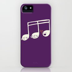 Sounds O.K. (off key) iPhone (5, 5s) Slim Case