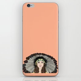 Southwest queen iPhone Skin