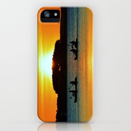 Two Tandems iPhone Case
