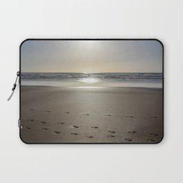 Watergate Bay - Setting Sun Laptop Sleeve
