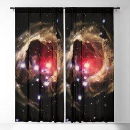 Echo - space matters Blackout Curtain
