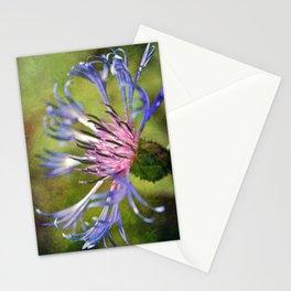Azure Star Stationery Cards