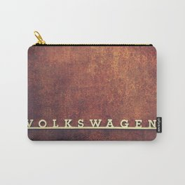 VW Rust Carry-All Pouch