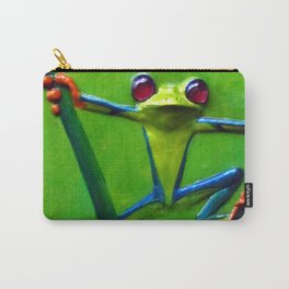Hanging On A Special Moment  Carry-All Pouch