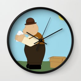 Good friend Wall Clock