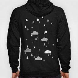 Grey Rains Hoody