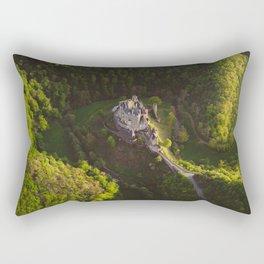 Hidden world Rectangular Pillow