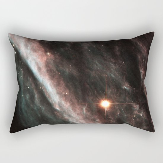Pencil Nebula Rectangular Pillow