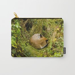Mr Fox's afternoon nap Carry-All Pouch