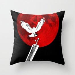 Berserk - Guts Throw Pillow