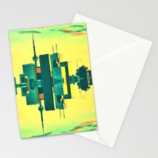 CN Symmetry in Toronto Stationery Cards
