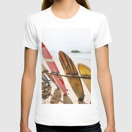 Surfing Day 2 T-shirt