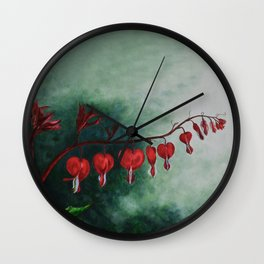 Every Heart Leads to Heaven by Teresa Thompson Wall Clock