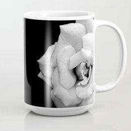 Rose Monochrome Coffee Mug