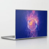 sacred geometry Laptop & iPad Skins featuring Sacred Geometry by AC DESIGNS