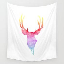 Neonimals: Deer Wall Tapestry