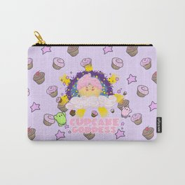 Cupcake Goddess 3 Carry-All Pouch
