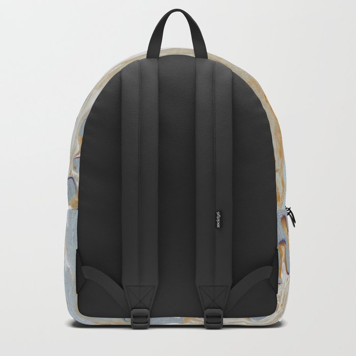 Gold and shine Backpack