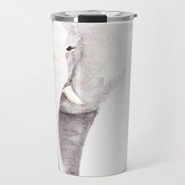 Elephant, African Animals Travel Mug