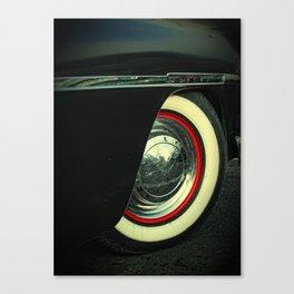 Mercury 8 Canvas Print