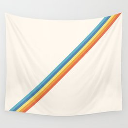 Barghest - Thin Lines on Beige Wall Tapestry