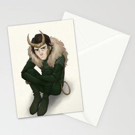 Agent of Asgard Stationery Cards