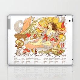 The Fifth Taste: Umami Laptop & iPad Skin