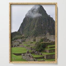 Machu Picchu Serving Tray