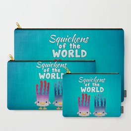 Squickens of the World Carry-All Pouch