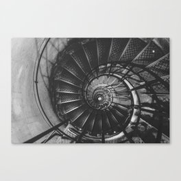 Infinite Spiral Canvas Print