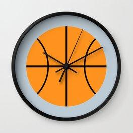 #9 Basketball Wall Clock