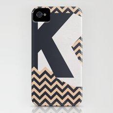 K. iPhone (4, 4s) Slim Case