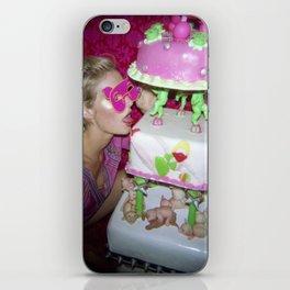 Orgy iPhone Skin