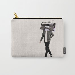 Pump Up The Jamz Carry-All Pouch