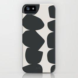 balanced forms #1 .jpg iPhone Case