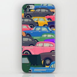 USSR traffic iPhone Skin
